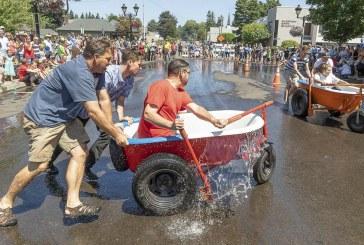 Area residents brave the heat to enjoy 2018 Camas Days