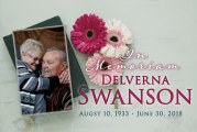Husband offers spouse's obituary