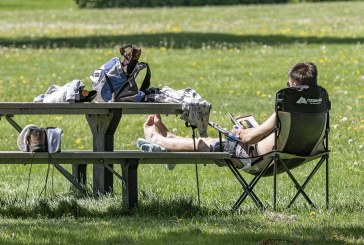 Protect yourself, others from heat-related illnesses during stretch of hot weather