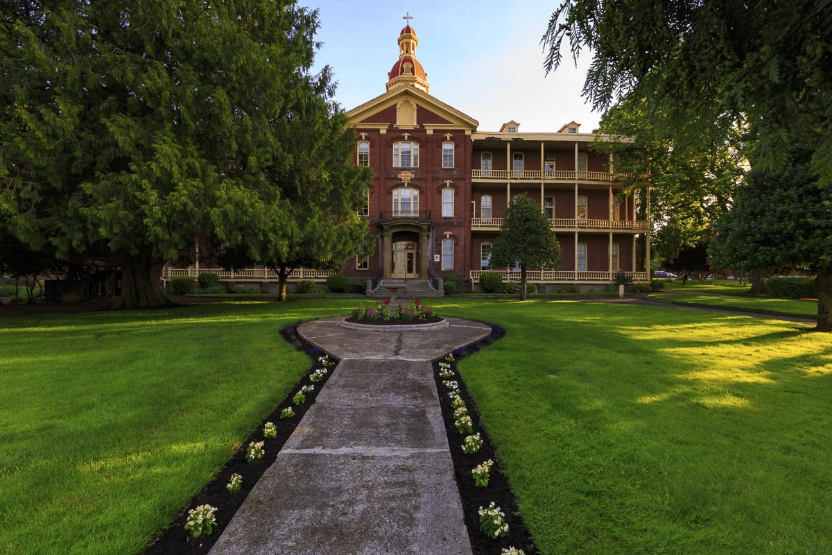 The Historic Trust's Providence Academy will be open 2-6 p.m. on July 4, admission is free. Photo courtesy of The Historic Trust