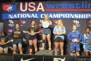 Union HS wrestler earns national championship
