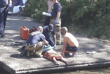 Vancouver man credited with saving a life at Daybreak Park