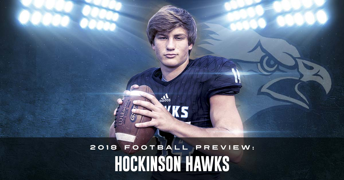 Hockinson Hawks, with new quarterback Levi Crum, look to defend Class 2A state football championship.