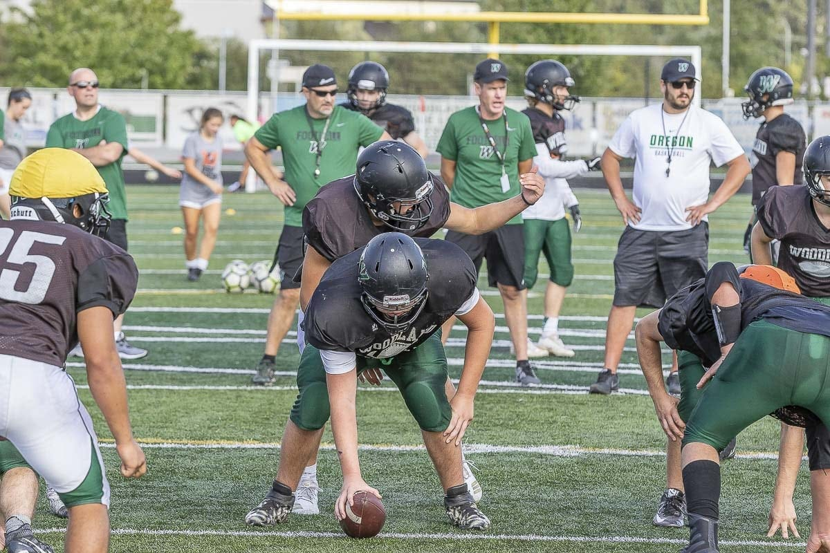 Woodland is looking to challenge defending champion Hockinson in the Class 2A Greater St. Helens League in 2018. Photo by Mike Schultz