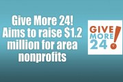Give More 24! Aims to raise $1.2 million for area nonprofits