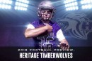 2018 Football Preview: Heritage Timberwolves