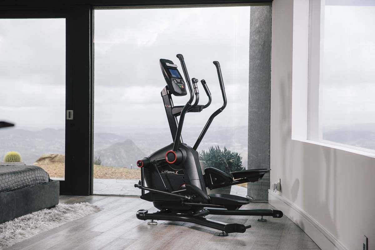 The Bowflex LateralX, released in July, was 100 percent developed in Vancouver by Nautilus Inc. with the help and feedback of Clark County-based focus groups. Photo courtesy of Michael McCormic Jr.