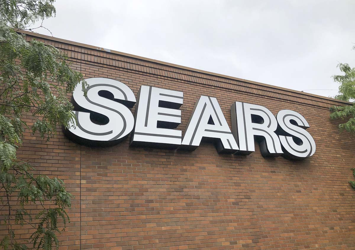 The Sears at Vancouver Mall will close sometime in November. Photo by Andi Schwartz