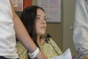 Teen pushed from Moulton Falls Bridge speaks out from hospital