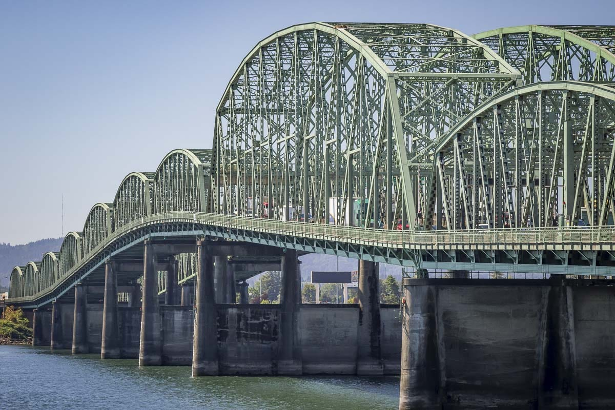 Members of the Clark County Council voted 4-1 Tuesday to adopt a resolution supporting the replacement of the Interstate 5 Bridge. Photo by Mike Schultz