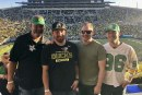 Battle Ground coach honored by Ducks