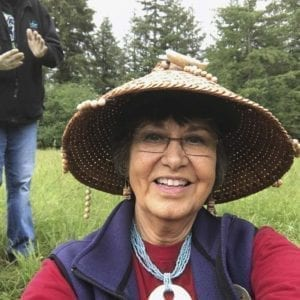 Music continues to play a central role in the lives and spiritual expression of the Southwest Washington Native American Nations, according to Cowlitz Tribe Spiritual Leader Tanna Engdahl. Photo courtesy of Clark County Historical Museum