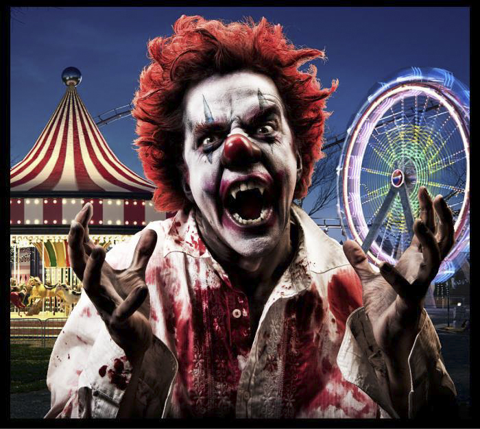 The Clark County ScareGrounds Haunted House Scream Park, located at the Clark County Fairgrounds in Ridgefield, will offer four all new attractions this year, including Return to the Asylum, Night Terrors, The Lost Colony and Area 51. Photo from Clark County ScareGrounds Facebook page.