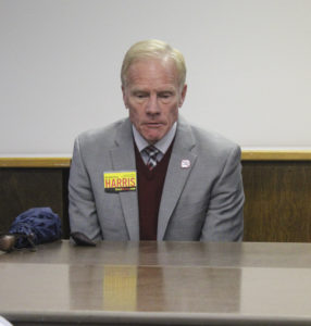 Paul Harris is running for re-election as state representative position No. 2. Photo by Joanna Yorke