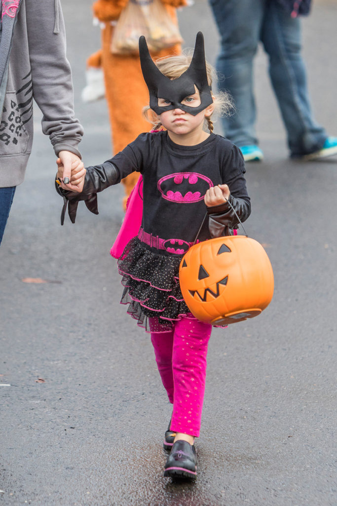 Battle Ground Halloween Fun Fest Trick or Treat Clark County News