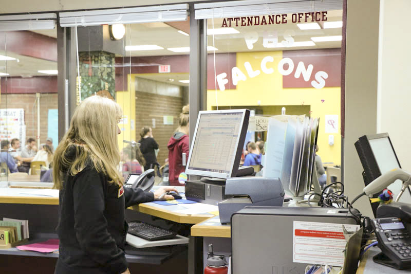 Schools in the Battle Ground School District have made it a part of their school improvement plans to improve student attendance. One of the ways they will do that is by making sure to provide student support. Photo courtesy of Battle Ground Public Schools