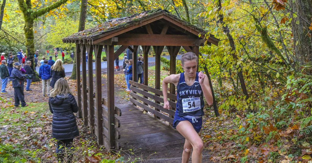 Camas papermakers skyview high school cross country