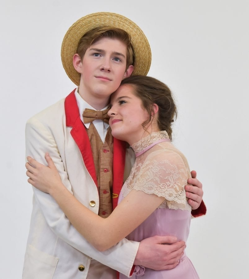 Journey Theater Arts Group presents Meredith Willson's 'The Music Man Jr.'  Production runs two weekends, May 19-28, at Washougal High School. Photo courtesy of Journey Theater Arts Group