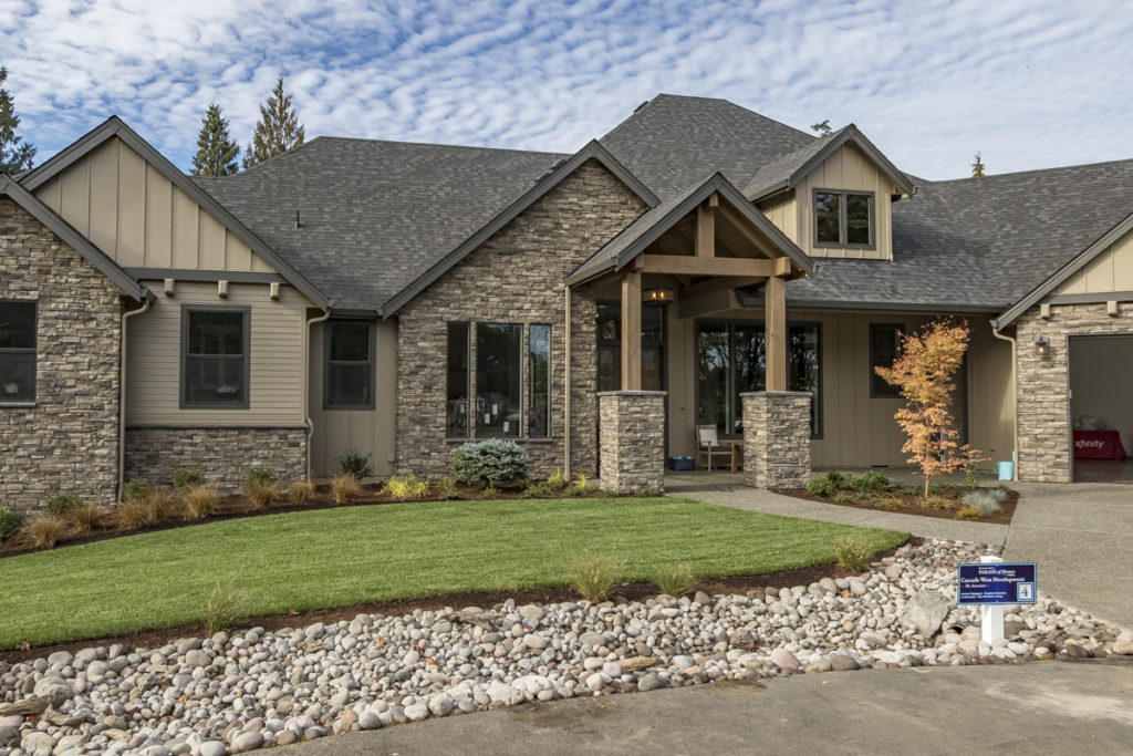 "Cascade West Development's ""The Ascension'' claimed six Homestreet Bank Parade of Homes Building Excellence Awards including an Industry Award for ""Best of Show.'' Photo by Mike Schultz"