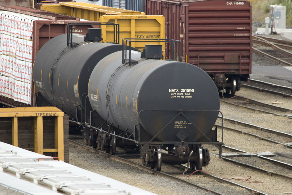 The Vancouver City Council this week formally opposed any project that increases the number of trains carrying crude oil or coal through the city of Vancouver, including the controversial Millennium Bulk Terminal coal project proposed in nearby Cowlitz County. Photo by Mike Schultz