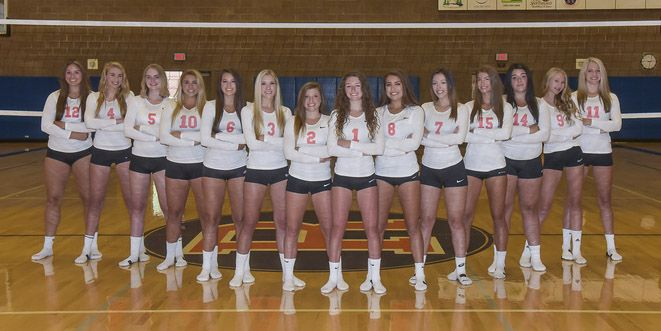 Ridgefield Spudders high school volleyball in clark county washington news