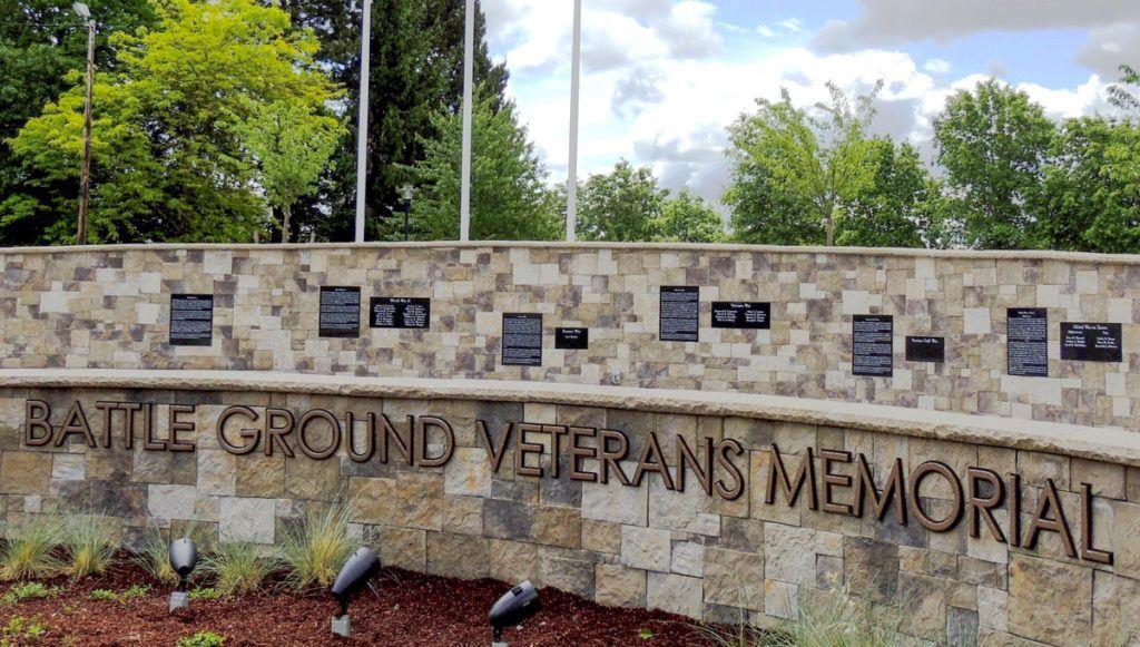 City of Battle Ground will honor veterans on Nov. 11