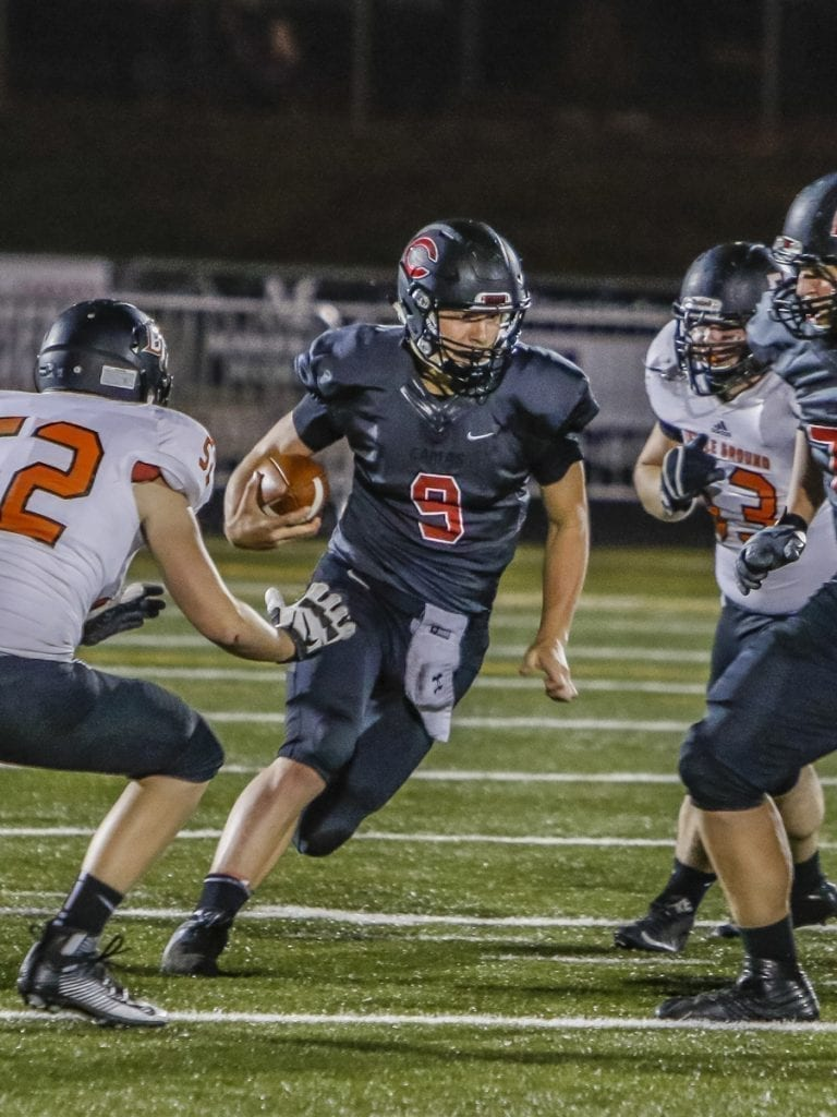 Camas Papermakers Football