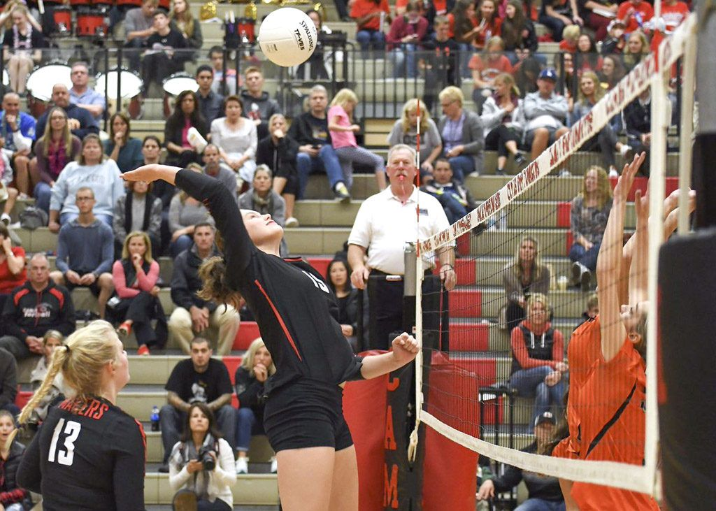 Camas papermakers high school volleyball in clark county washington news