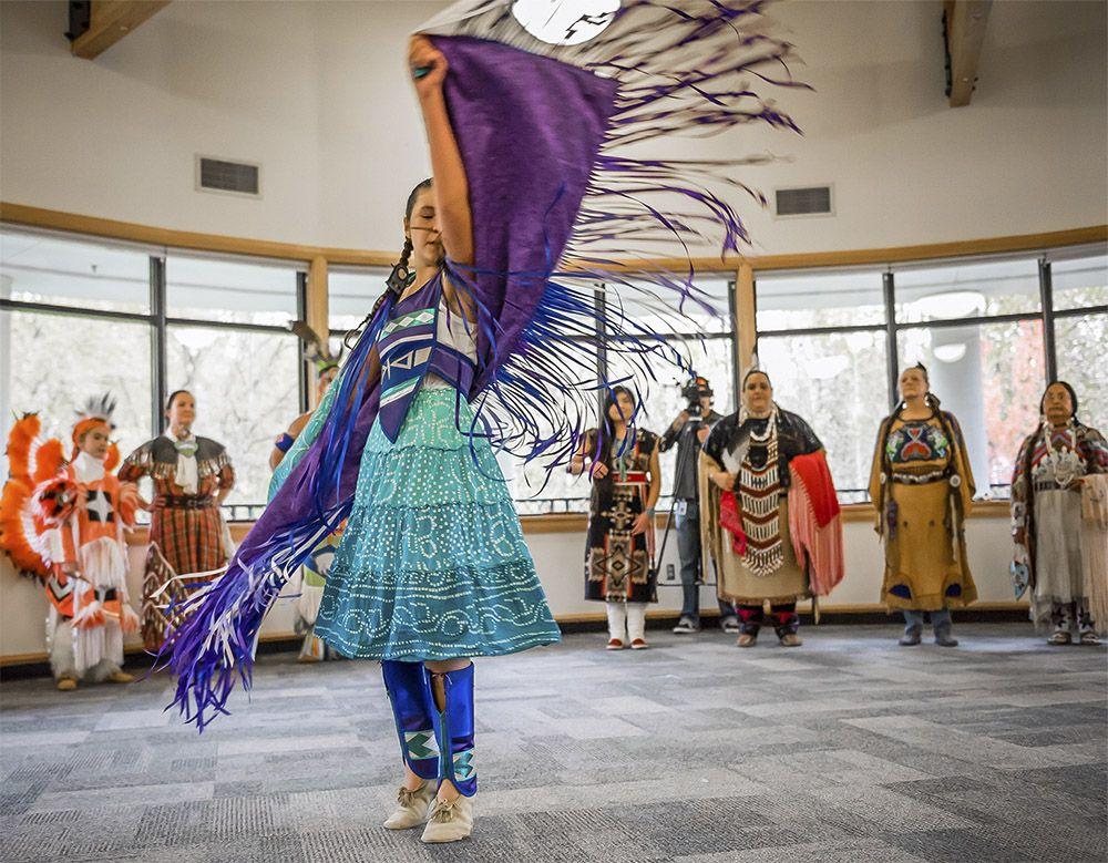 Vancouver Second Saturday Native American Heritage celebration