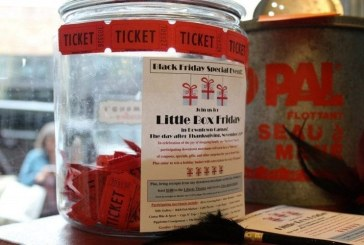 Shoppers think local, support 'Little Box Friday' in Camas