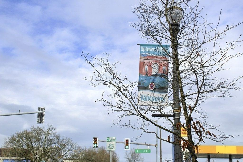 Vancouver Uptown Village parking meters