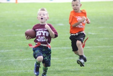 Opening week of Clark County Youth Football