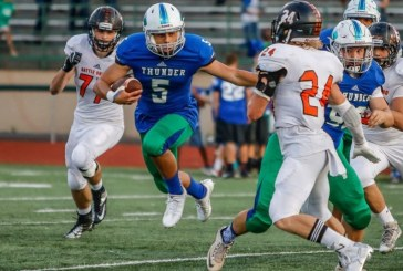 Battle Ground earns 48-26 win over Mountain View