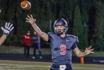 No. 2 Camas whips No. 10 Battle Ground 49-28 behind Jack Colletto's 7 TD passes