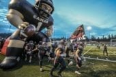 The No. 1-ranked Camas Papermakers cruised to a 56-0 win over Enumclaw