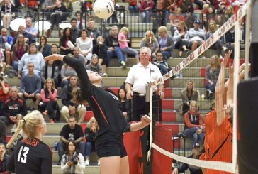 Clark County volleyball teams begin playoff competition this week