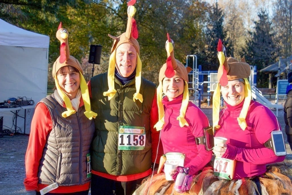 Vancouver Thanksgiving Run