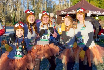 Run for health, community this Thanksgiving holiday