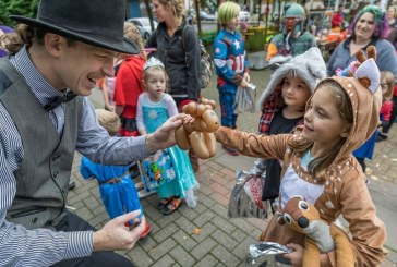 Downtown Washougal Pumpkin Harvest Festival attracts engaged visitors