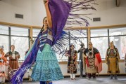 Song, dance and runway featured at special November Second Saturday