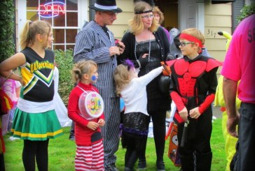 Trick-or-treating, other seasonal events abundant around Clark County
