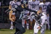 Hockinson Hawks had their season come to an end with a 35-12 loss to Black Hills
