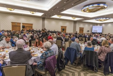 Clark County residents flock to annual Prayer Breakfast