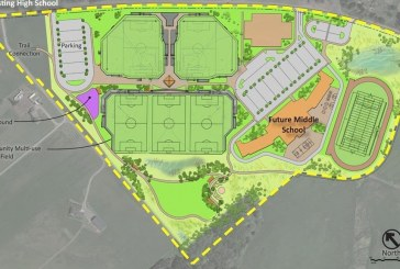 City of Ridgefield, school district working on site plan for outdoor rec complex