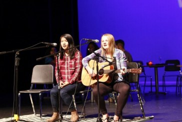 Blue Note Cafe showcases Washougal High School talent