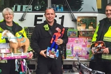 Annual Community Toy Drive being held in north Clark County