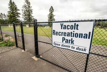 Yacolt hopes to continue to add to town's rec park