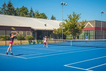 Vancouver Tennis Center celebrates 40 years with Oct. 2 Open House