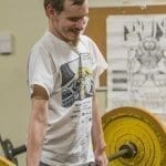 Vancouver School for the Blind Powerlifters