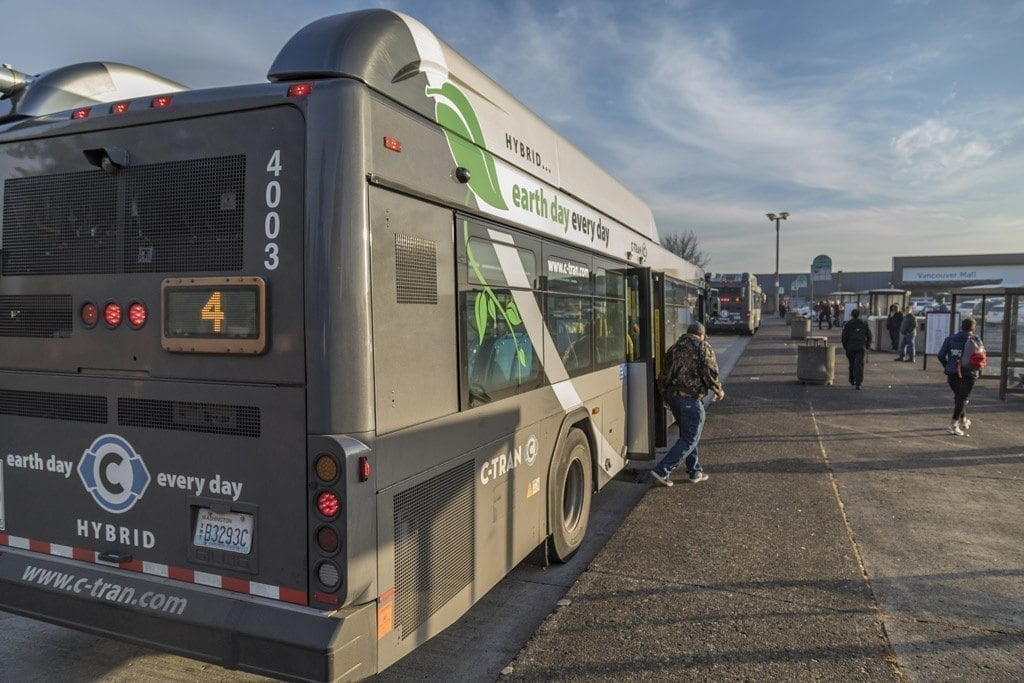 C-TRAN's controversial 'Vine' buses ready to roll